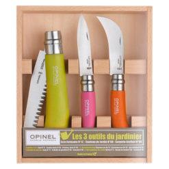 Opinel Gardening Set