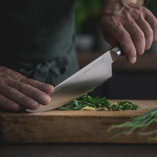 Chef's Knife - Les Forgés 1890