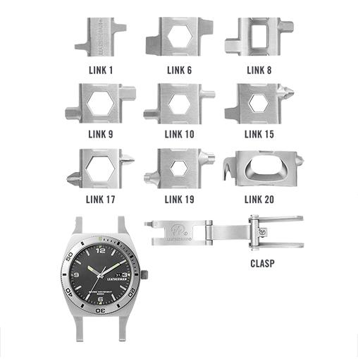 Leatherman Tread LT Watch