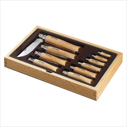 Collectors Tray 10 Stainless Steel Glass