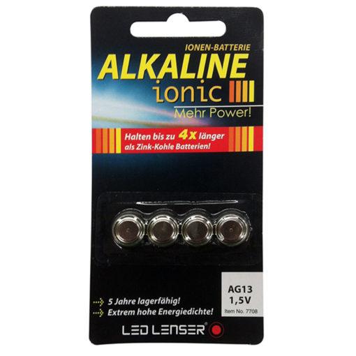 4 x AG13 Battery Pack