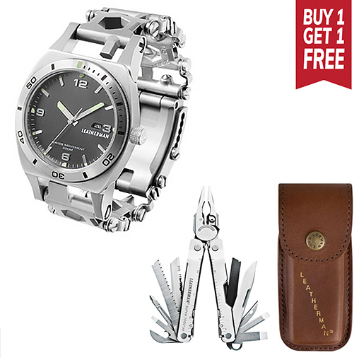 Leatherman Tread LT Watch Special