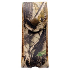 4″ Leather Pouch – Camo