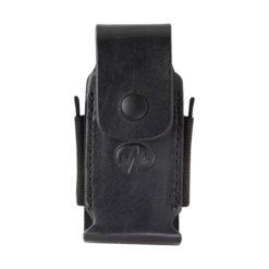 4″ Premium Leather Pouch