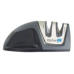 Deluxe Diamond Edge Grip™ 2-Stage Knife Sharpener