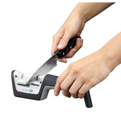 Diamond Pro Pull Thru Knife and Scissors Sharpener