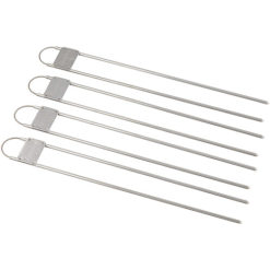 Double Prong Skewer 4-Pack
